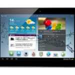 "Samsung Galaxy Tab 2 10.1"" גרסת 16GB של Tablet PC P5110 P5100 MID ליבה כפולה 1GHz 3G WiFi"