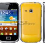 Samsung Galaxy Mini 2 S6500 Android Smart Cell Mobile Phone Henteu dikonci