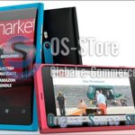 Nokia Lumia 800 Windows Phone 7.5 Mango OS Smart Cell Mobile Phone Unlocked
