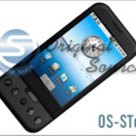 HTC Google Dream G1 3.2 inch Android Smart Cell Mobile Phone