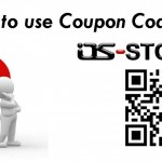 How to use Coupon Code on OS-STORE?