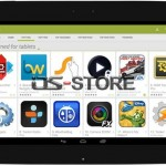 Google play is implementing to update showcase big-screen opitimized apps on tablets