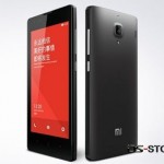 I got legend of  XiaoMi mobile phone new model – HongMi