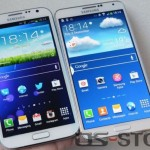 Samsung Galaxy W exposure: 7 inches 720 p screen