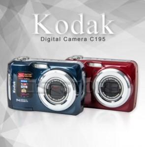 કોડક Easyshare C195 ડિજિટલ કેમેરા
