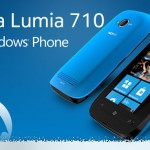 Nokia Lumia 710: Smartphone with Windows