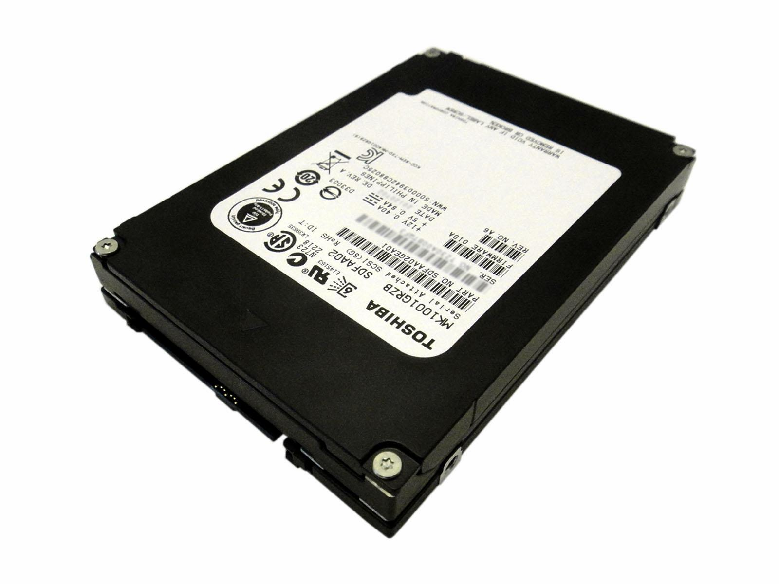 Toshiba Enterprise Phoenix-S1 MK1001GRZB SDFAA02 2 5″ SAS