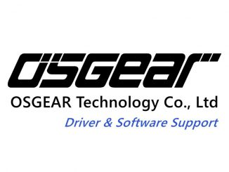 OSGEAR Driver software support