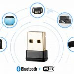 Como o adaptador Bluetooth Wifi en Windows